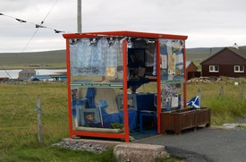 Living on Unst